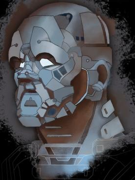 German Automaton Soldier